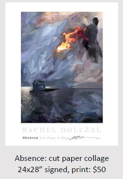 Absence - Rachel Dolezal