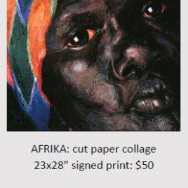 AFRIKA - Rachel Dolezal