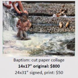 Baptism - Rachel Dolezal