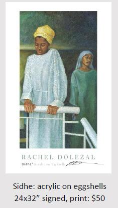 Sidhe - Rachel Dolezal