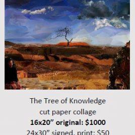 The Tree of Knowledge - Rachel Dolezal