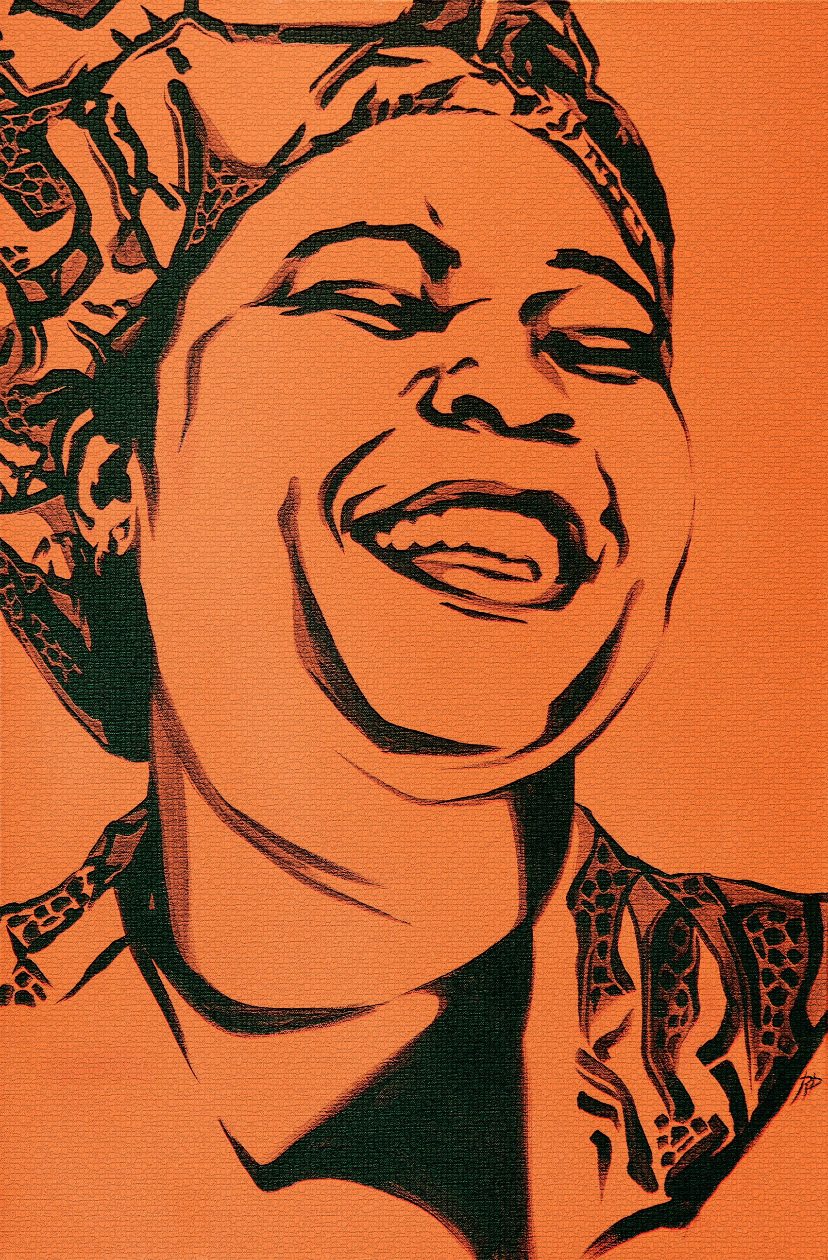 Leymah Gbowee: Signed Prints
