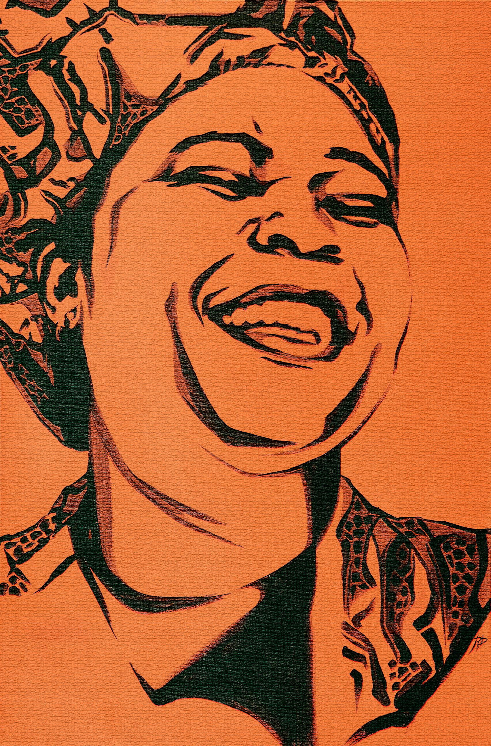 Leymah Gbowee: Signed Prints
