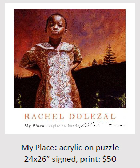 My Place - Rachel Dolezal