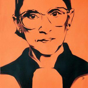 Ruth Bader Ginsburg: Signed Prints