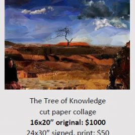 The Tree of Knowledge - Rachel Dolezal