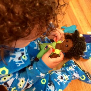 Melanin Spectrum™ Girl & Boy or Nonbinary Dolls