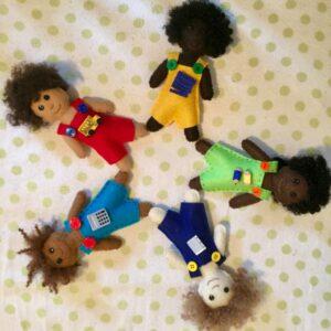 Melanin Spectrum™ Boy Dolls