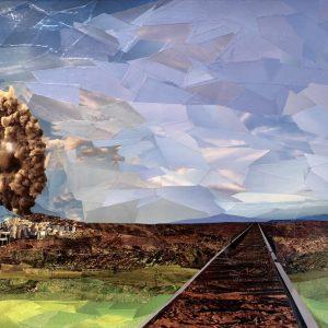 One Way Track: Signed Fine Art Print