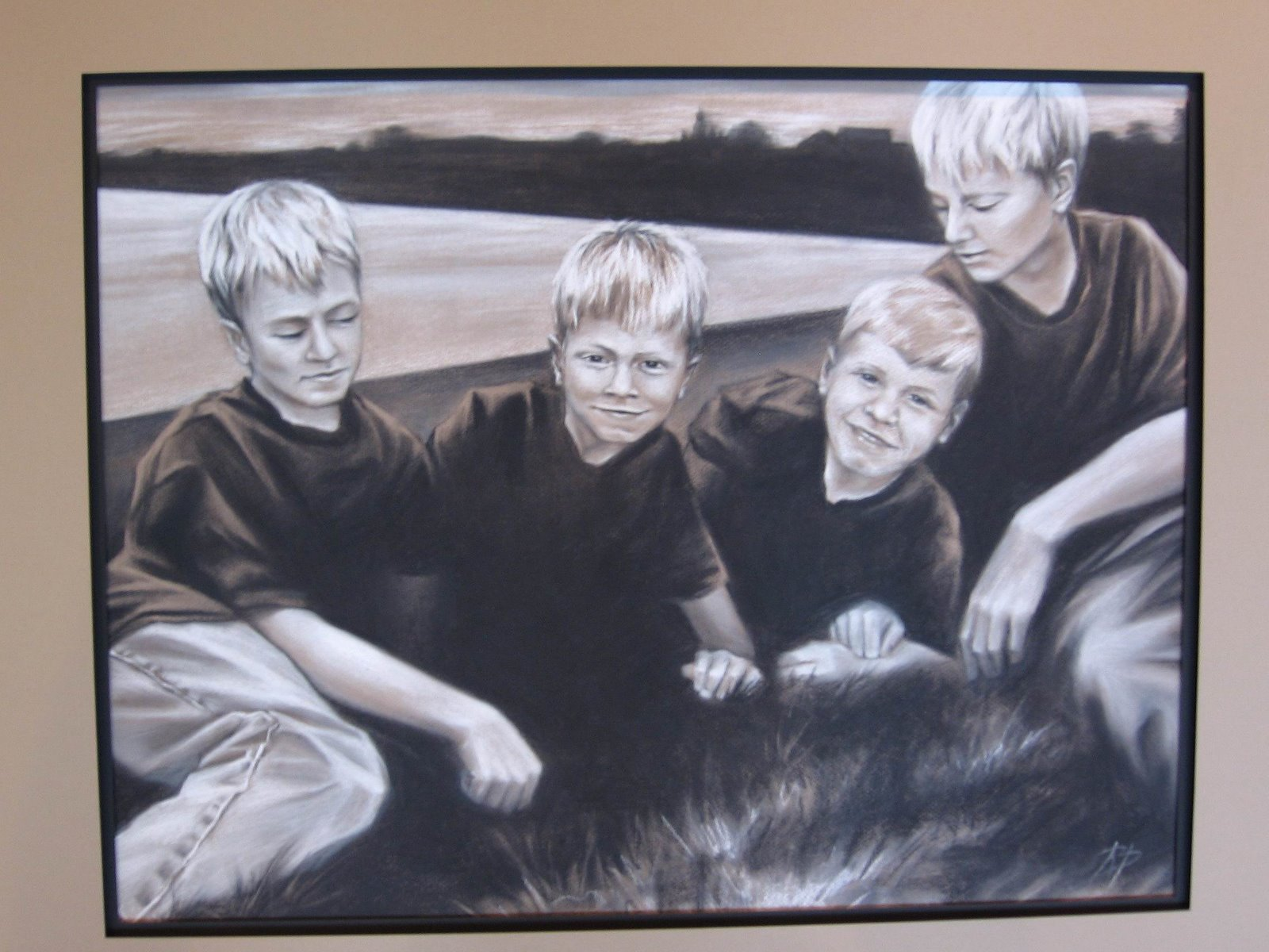 CUSTOM ART: Hold Your Place in Line for Portraits and other commissioned art