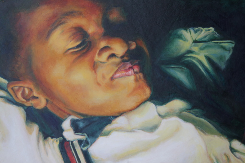 Izaiah: Signed Fine Art Print