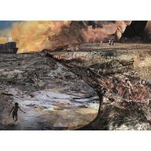 Ground Breaking: Signed Fine Art Print