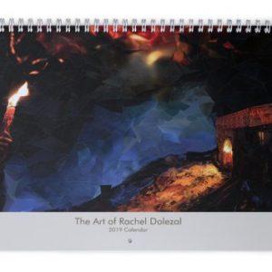 2019 Art Calendar