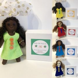Melanin Spectrum™ Girl Dolls