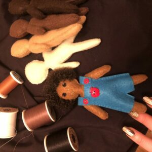 Melanin Spectrum™ Single Doll: Customize Your Doll or collect one at a time