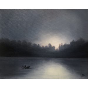 Journey ~ ORIGINAL acrylic painting on canvas
