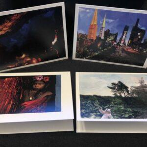 Fine Art Sampler 3 - Greeting Cards