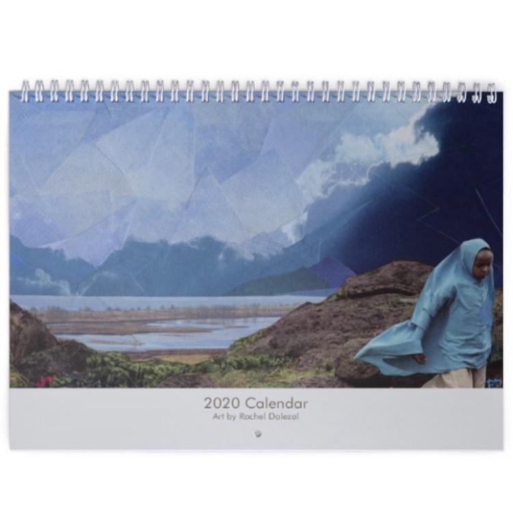 2020 Art Calendar