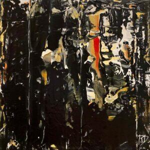 Pâro – ORIGINAL painting on canvas