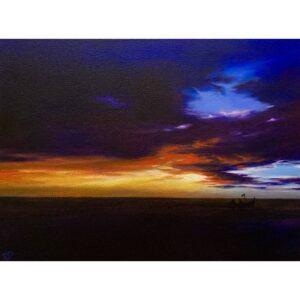 Equilibrium ~ ORIGINAL painting on canvas