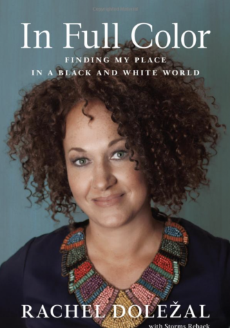 """This is an image of """"In Full Color"""", a book by Rachel Dolezal"""